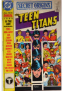Benzi desenate Teen Titans Annual 1989