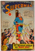 Comic Superman 184