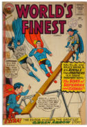 World's Finest 154, batman si superman