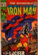 Banda desenata Iron man 20