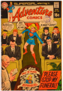 Supergirl, Superman - Adventure Comics 383