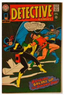 Batman, Batgirl si Robin - premiera!