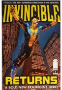 Invincible Returns Image Comics