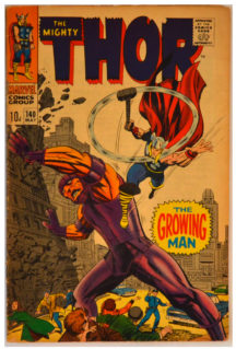 Benzi Desenate The Mighty Thor 140