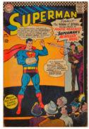 Magazin benzi desenate vechi Superman 185