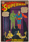 Benzi desenate vechi Superman