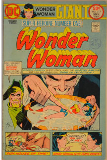 Wonder Woman Diana Giant benzi desenate