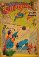 Magazin benzi desenate Superman