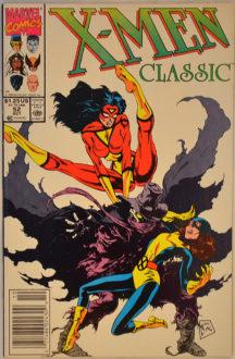 X-men classics 52