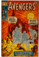 The Avengers 85 benzi Desenate VEchi