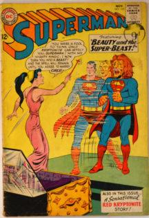 Superman si Superbeast, Circe