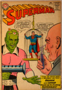 Superman Brainiac Luthor