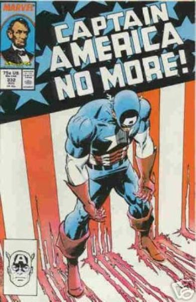 Coperta Captain America