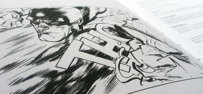 Desen benzi desenate