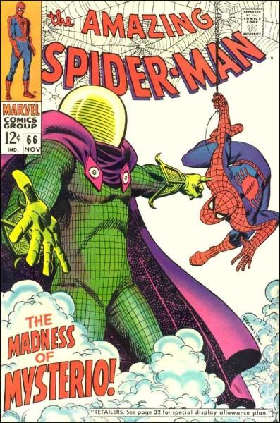 Coperta Spider-Man Romita