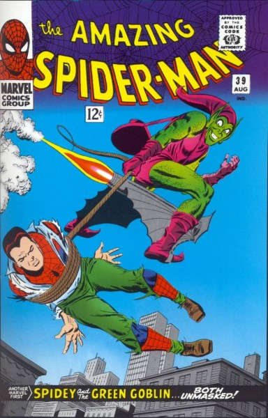 Romita Spider-Man 39