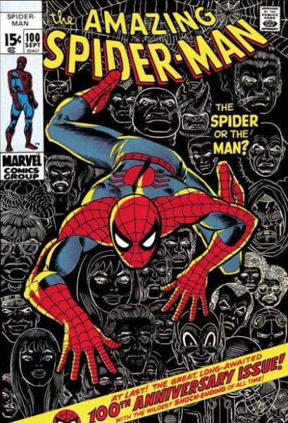 Spider Man 100