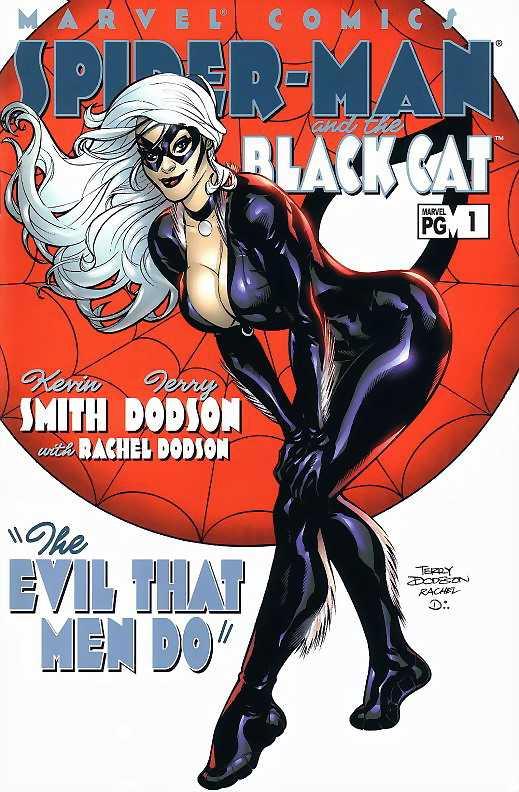 Coperta sexy Black Cat