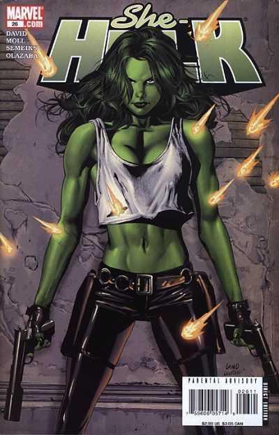 Sexy She-Hulk
