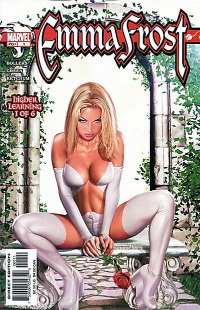 Sexy Emma Frost