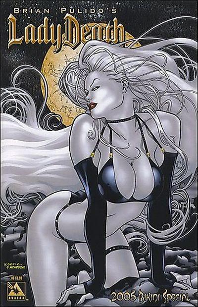 Sexy Lady Death