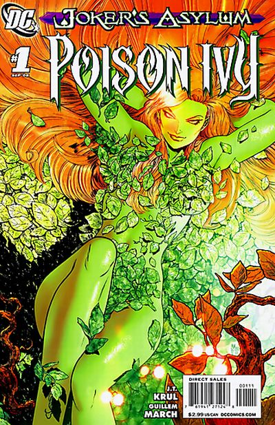 Poison Ivy Sexy