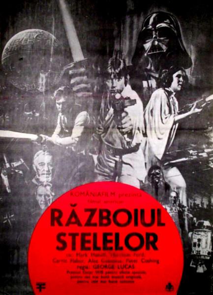 Star Wars Poster Romani