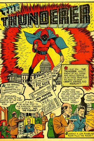Erou Marvel Thunderer