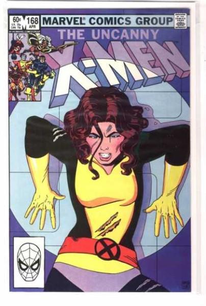X-Men 168