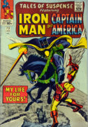 Tales of Suspense 73 banda desenata