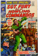 Sgt Fury Howling Commandos 5
