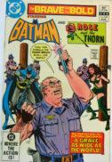 Batman Rose and Thorn