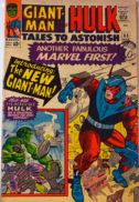 Tales to Astonish 65 Hulk