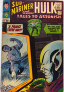 Tales to Astonish 72