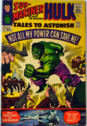 Tales to Astonish 75 Hulk