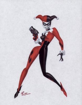 Costum Harley Quinn