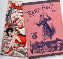 Gold Age Comics Rare Fun You Had It
