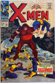 X-Men Juggernaut