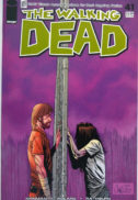 Revista Walking Dead coperta
