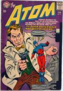 Atom benzi desenate vechi