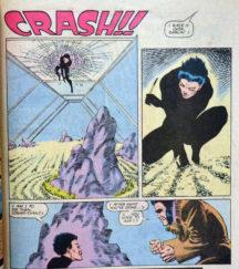 Wolverine Coperta 1982 banda desenata