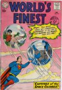 Superman vs Batman worlds finest