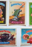 Colectie Garbage Pail Kids Abtibilde