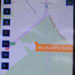 Harta Geocach Tineretului