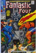 Benzi Desenate Vechi Tomazooma Fantastic Four