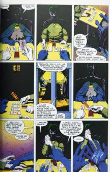 Batman Killing Joke Batwoman Joker