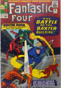 Fantastic Four Baxter Building
