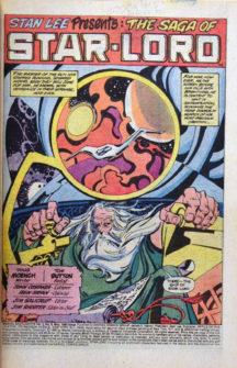 Marvel Spotlight Guardians Galaxy Star-Lord