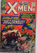 X-Men Juggernaut