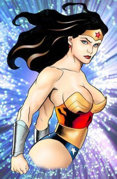 Wonderwoman sexy